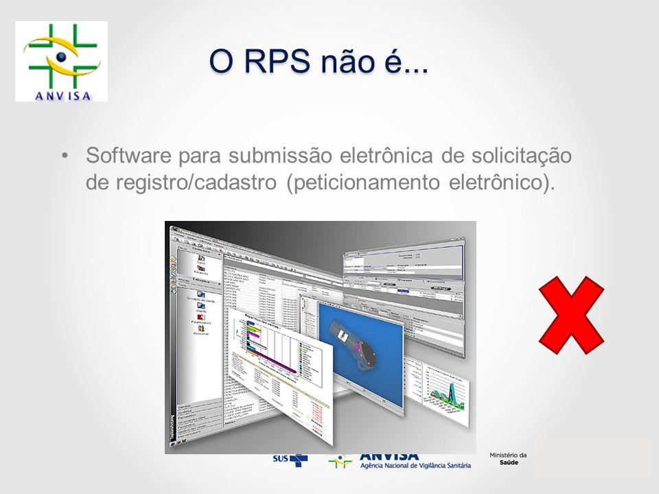 O RPS não é...