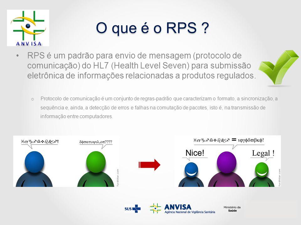 O que é o RPS