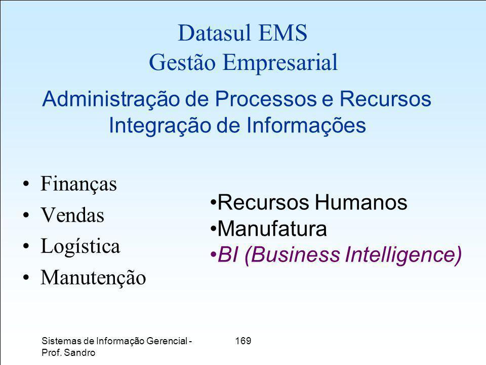 Datasul EMS Gestão Empresarial