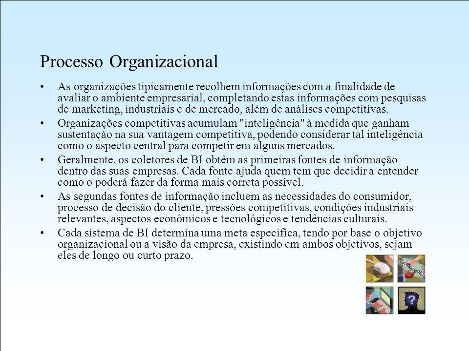 Processo Organizacional