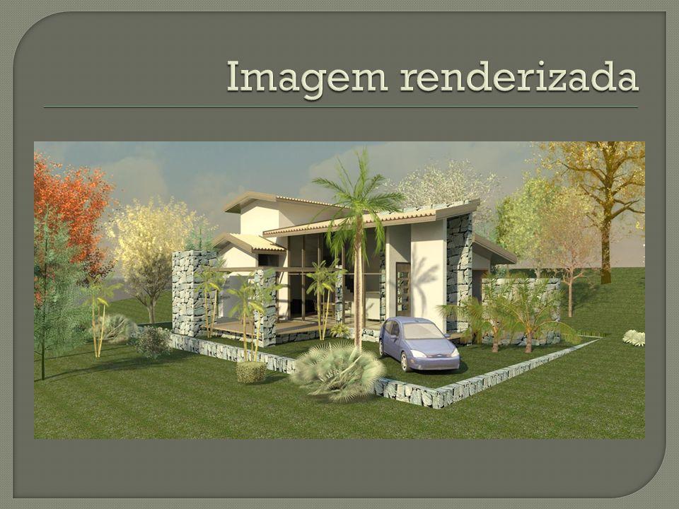 Imagem renderizada