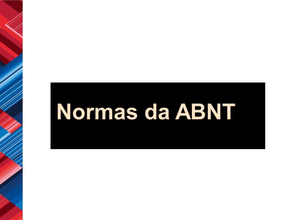 Normas da ABNT