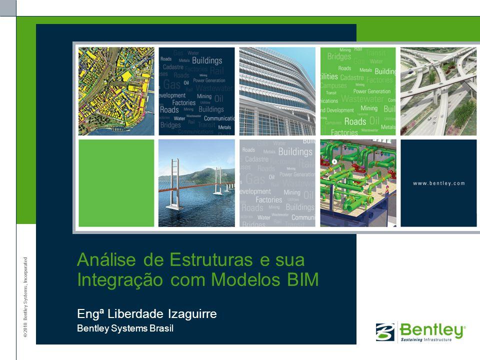 Análise de Estruturas e sua Integração com Modelos BIM