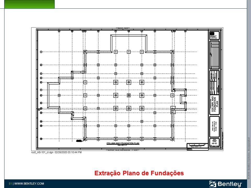 Extração Plano de Fundações