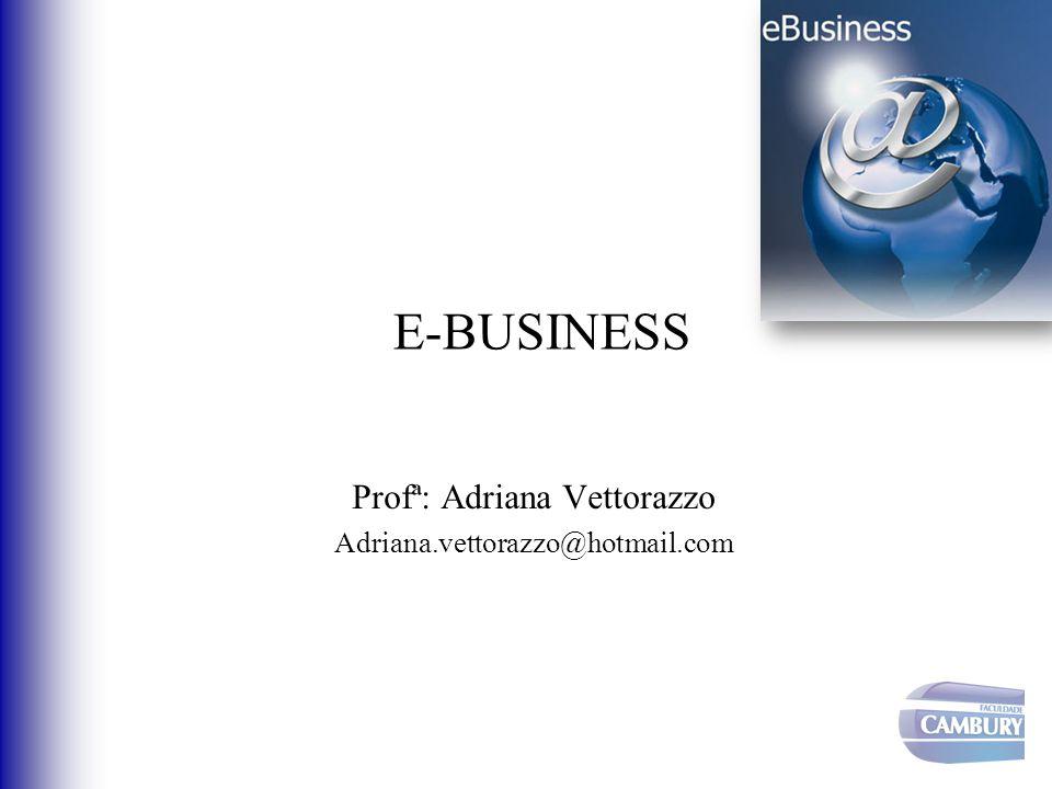 Profª: Adriana Vettorazzo Adriana.vettorazzo@hotmail.com