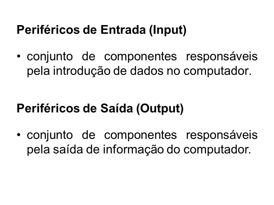 Periféricos de Entrada (Input)