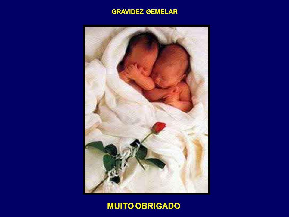 GRAVIDEZ GEMELAR MUITO OBRIGADO