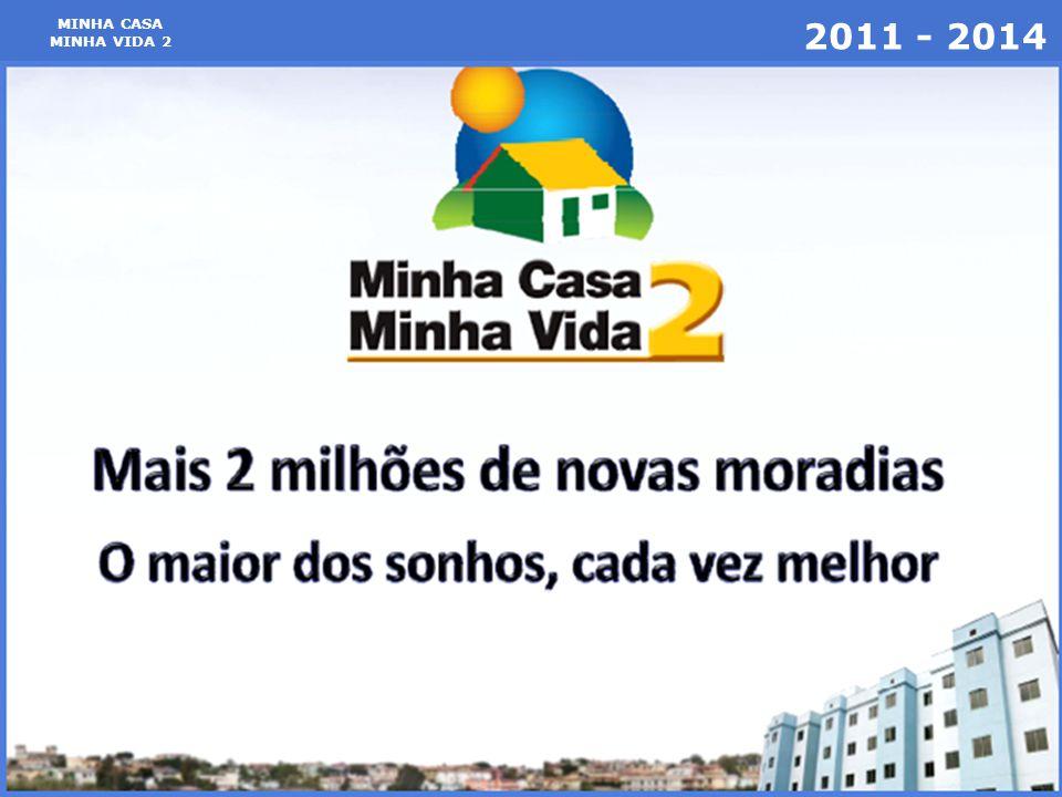 MINHA CASA MINHA VIDA 2 2011 - 2014