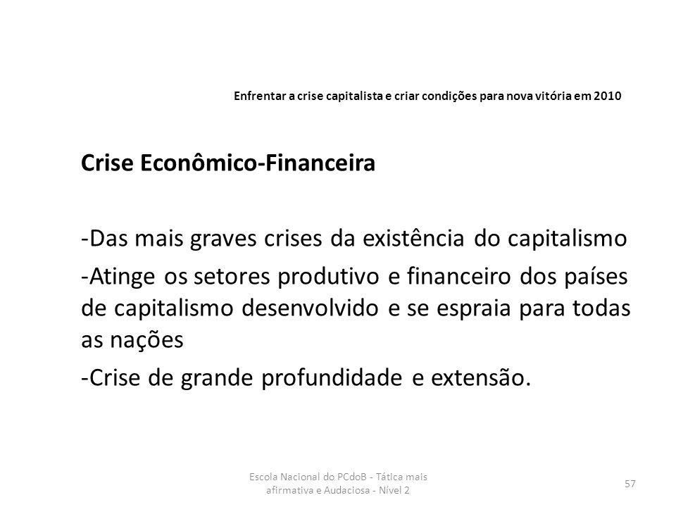Crise Econômico-Financeira