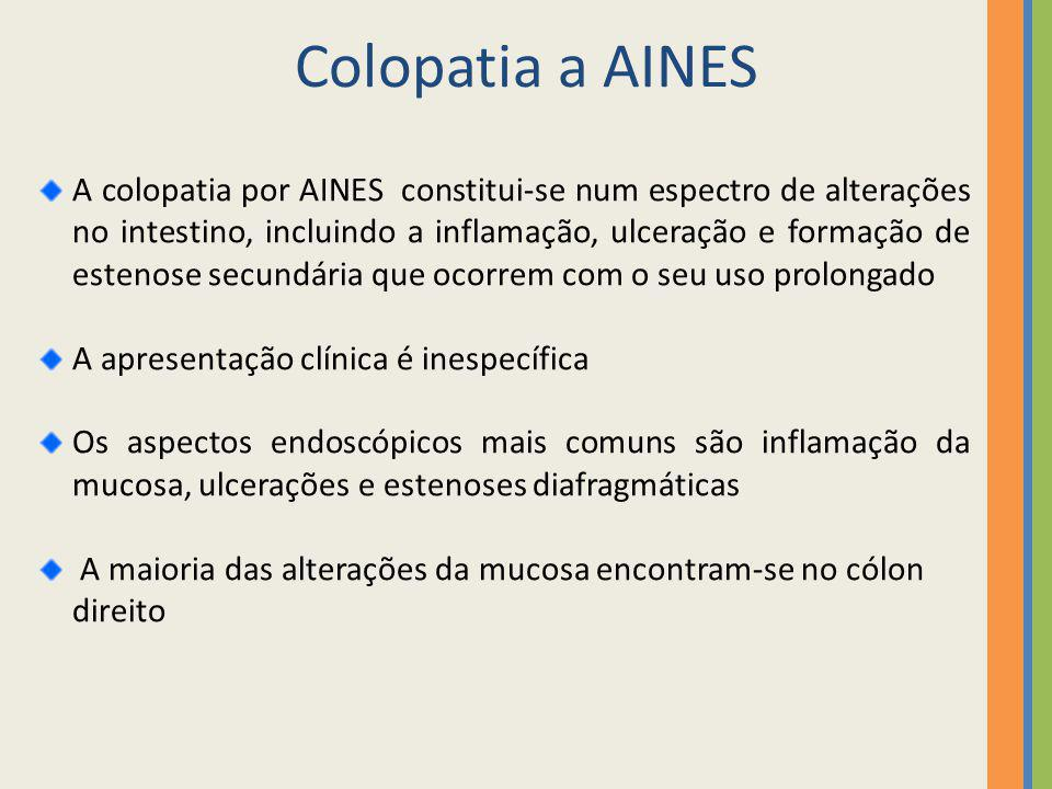 Colopatia a AINES