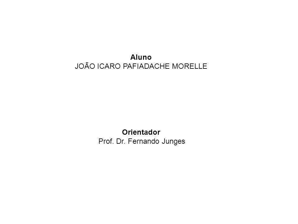 JOÃO ICARO PAFIADACHE MORELLE