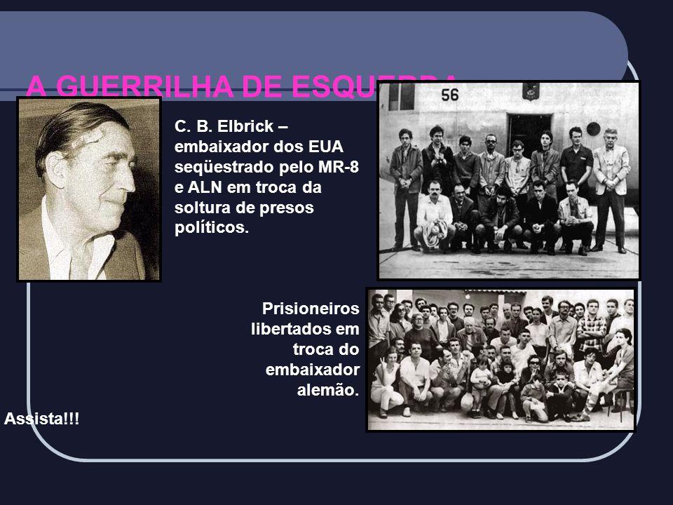 A GUERRILHA DE ESQUERDA: