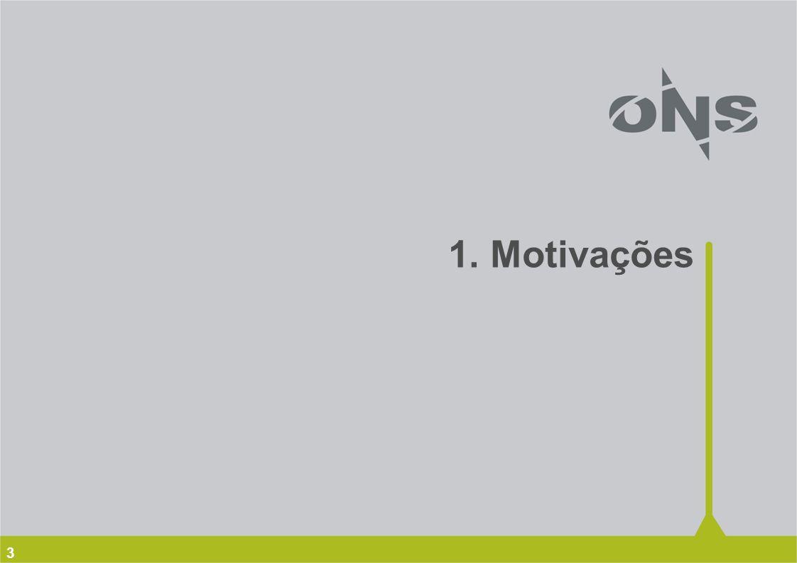 1. Motivações