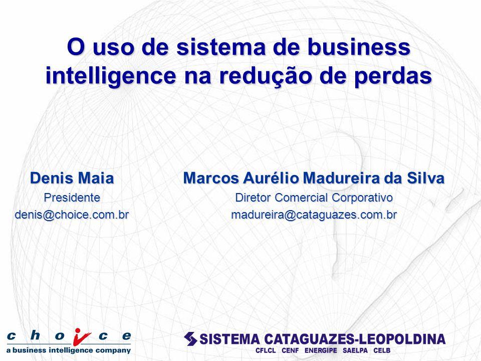 O uso de sistema de business intelligence na redução de perdas