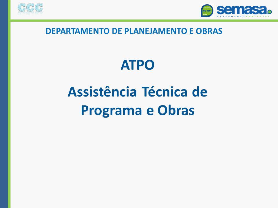 Assistência Técnica de Programa e Obras
