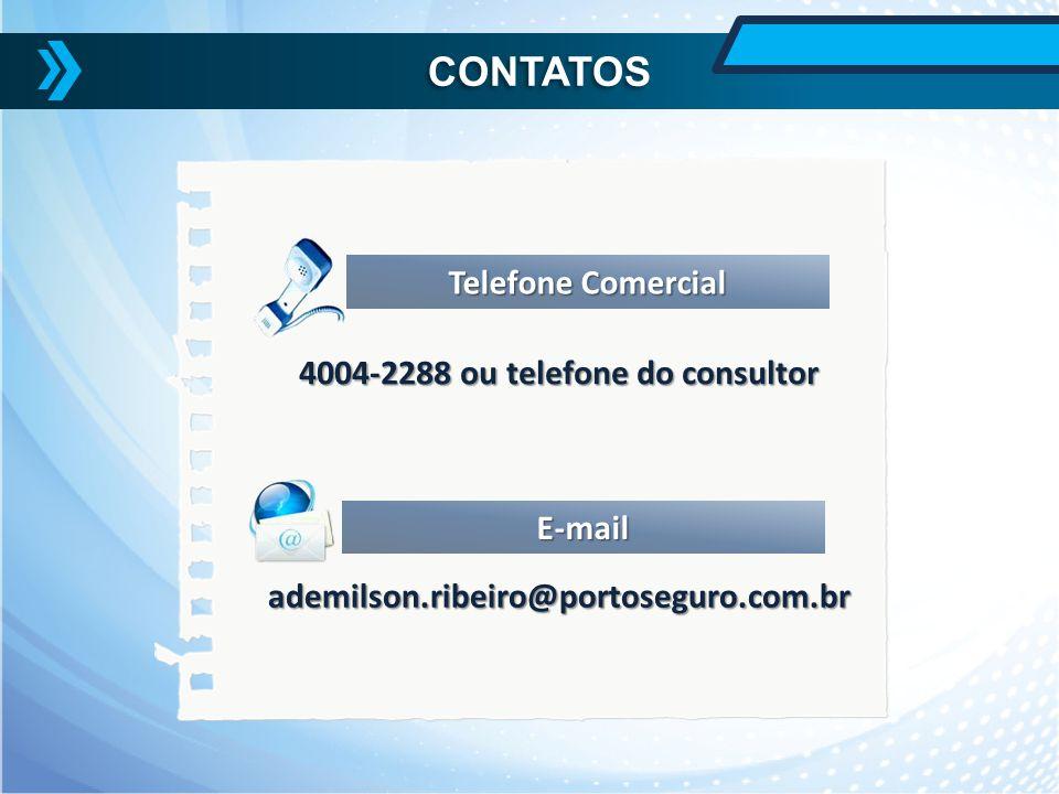 4004-2288 ou telefone do consultor