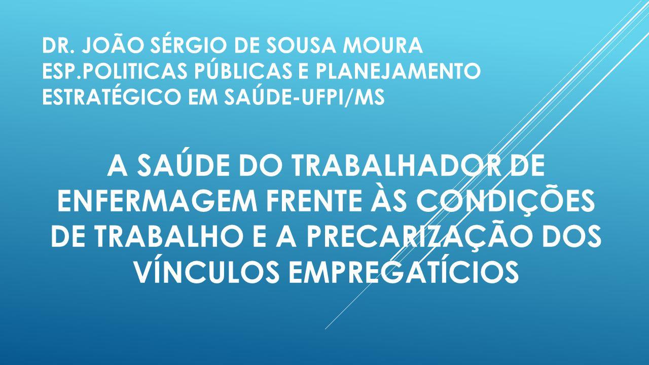 DR. JOÃO SÉRGIO DE SOUSA MOURA ESP