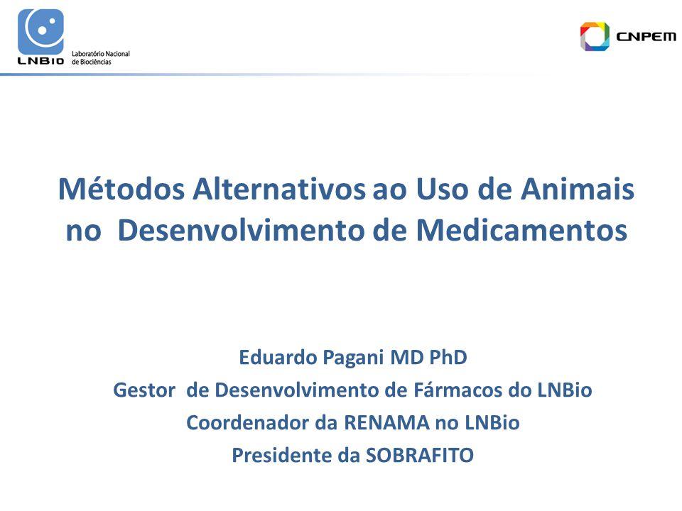 Métodos Alternativos ao Uso de Animais no Desenvolvimento de Medicamentos