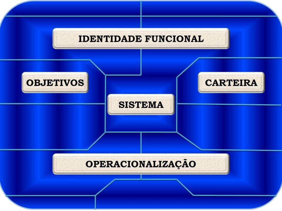 IDENTIDADE FUNCIONAL OBJETIVOS CARTEIRA SISTEMA OPERACIONALIZAÇÃO