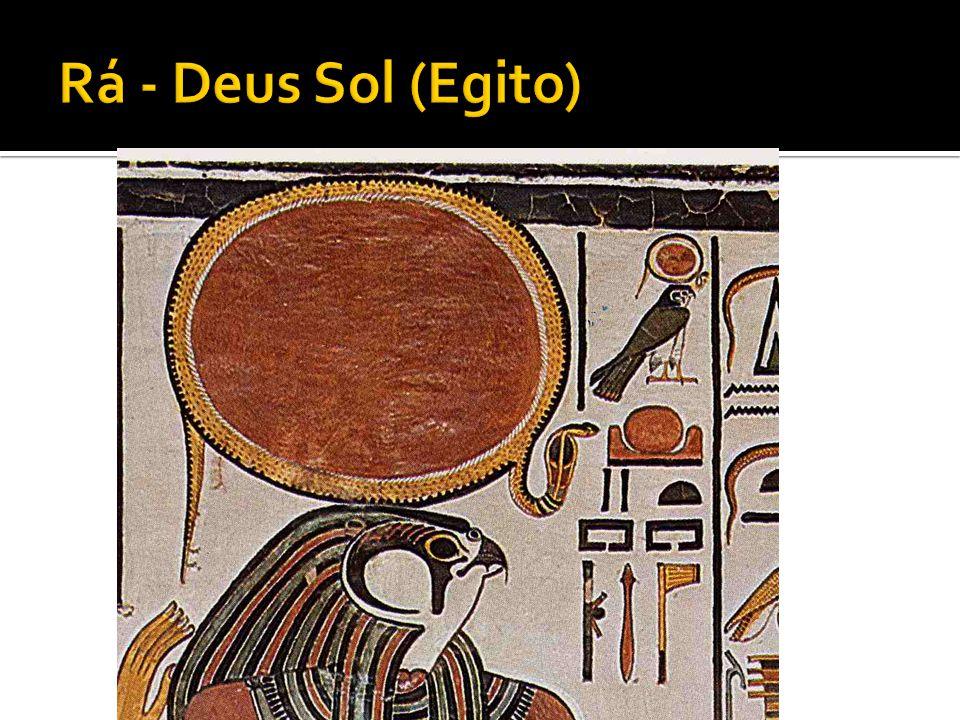 Rá - Deus Sol (Egito)