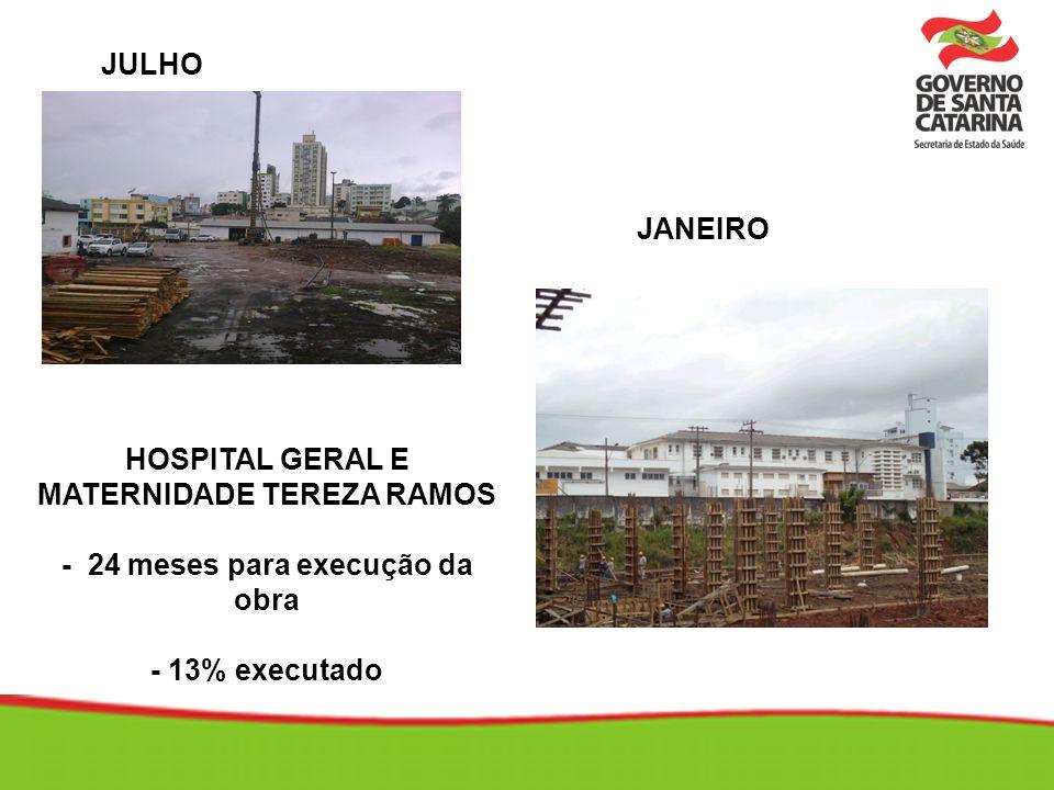 HOSPITAL GERAL E MATERNIDADE TEREZA RAMOS