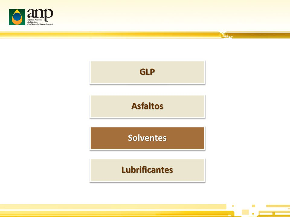 GLP Asfaltos Solventes Lubrificantes