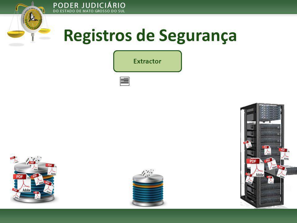 Registros de Segurança