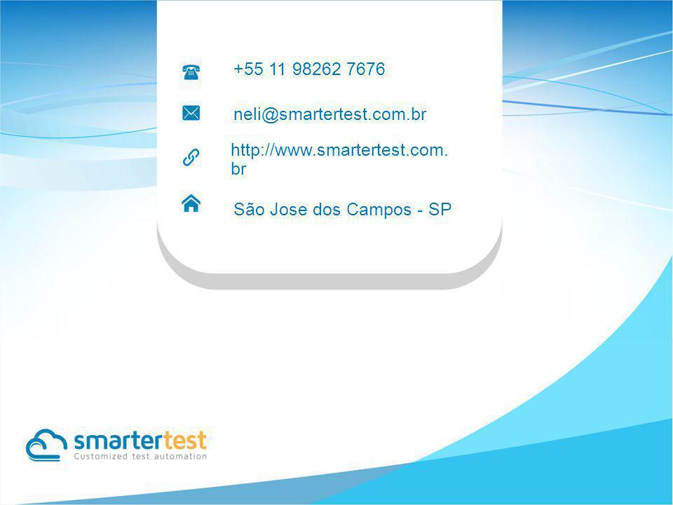 +55 11 98262 7676 neli@smartertest.com. br