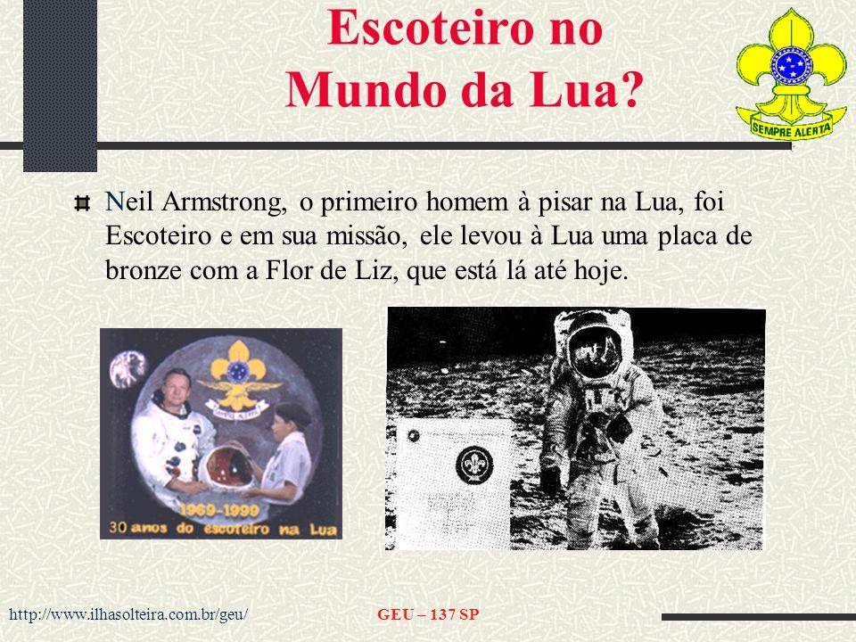 Escoteiro no Mundo da Lua