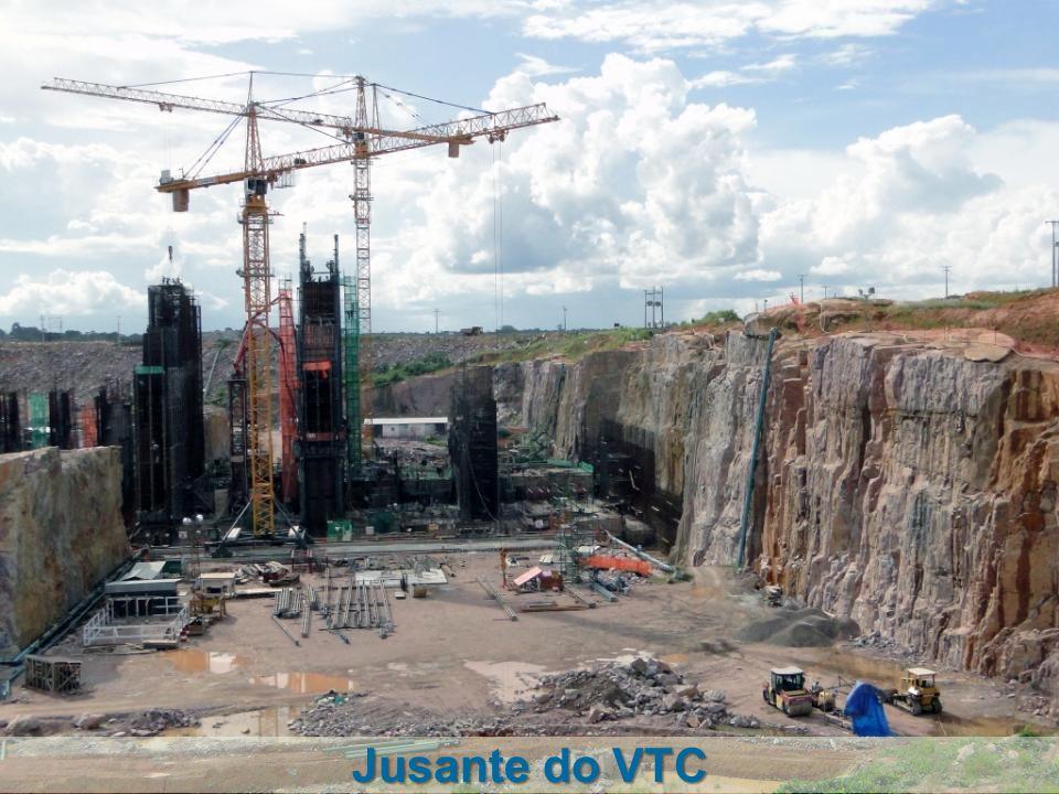 Jusante do VTC