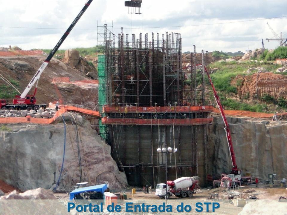 Portal de Entrada do STP