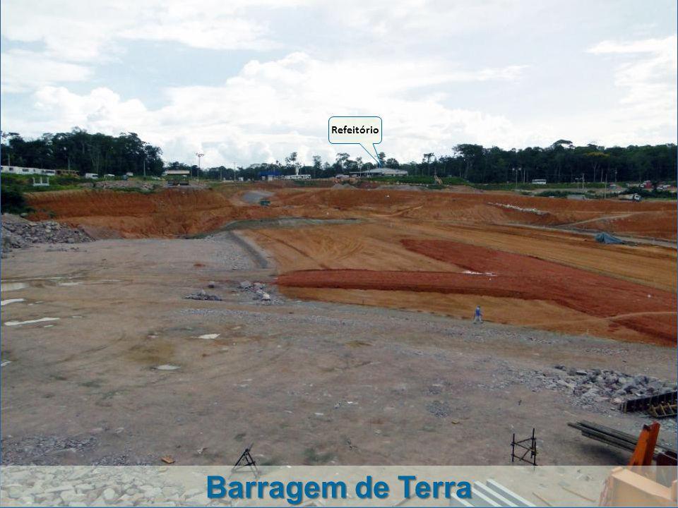 Refeitório Barragem de Terra