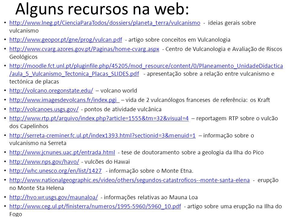Alguns recursos na web: