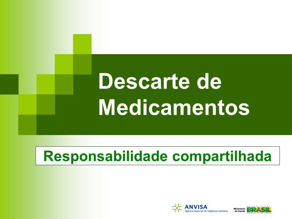 Descarte de Medicamentos