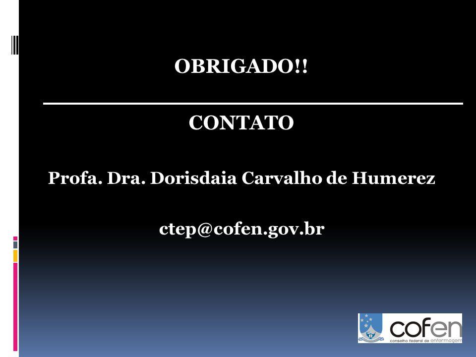 Profa. Dra. Dorisdaia Carvalho de Humerez