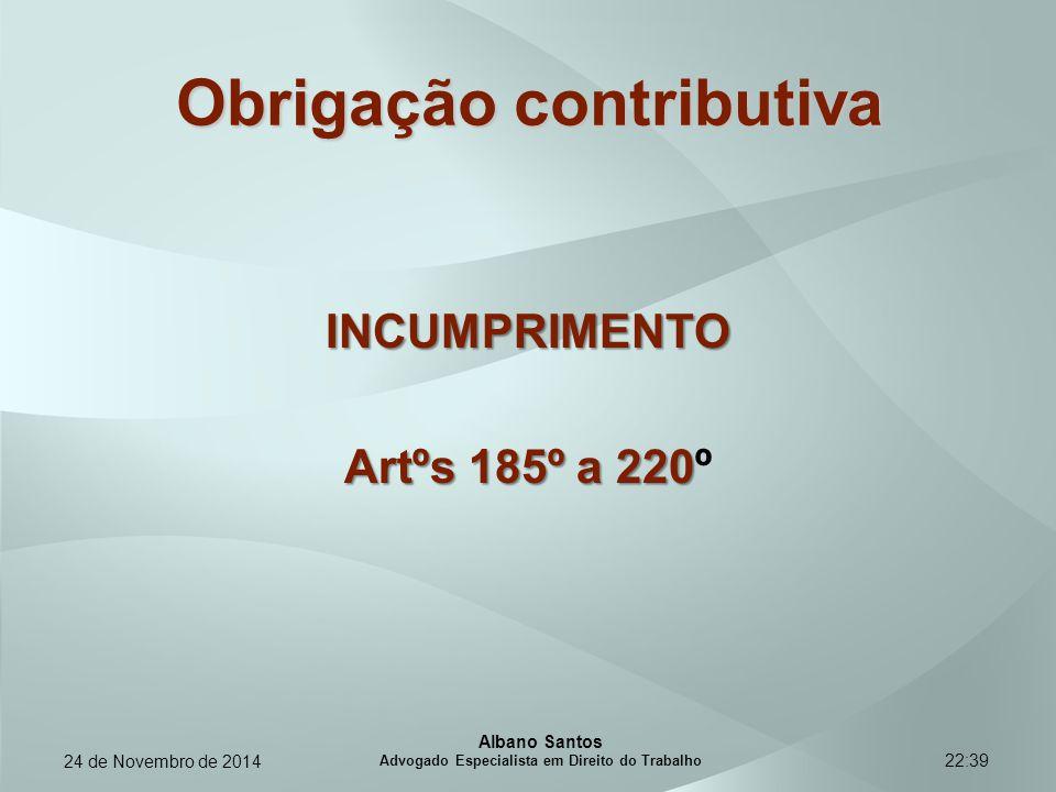 Obrigação contributiva