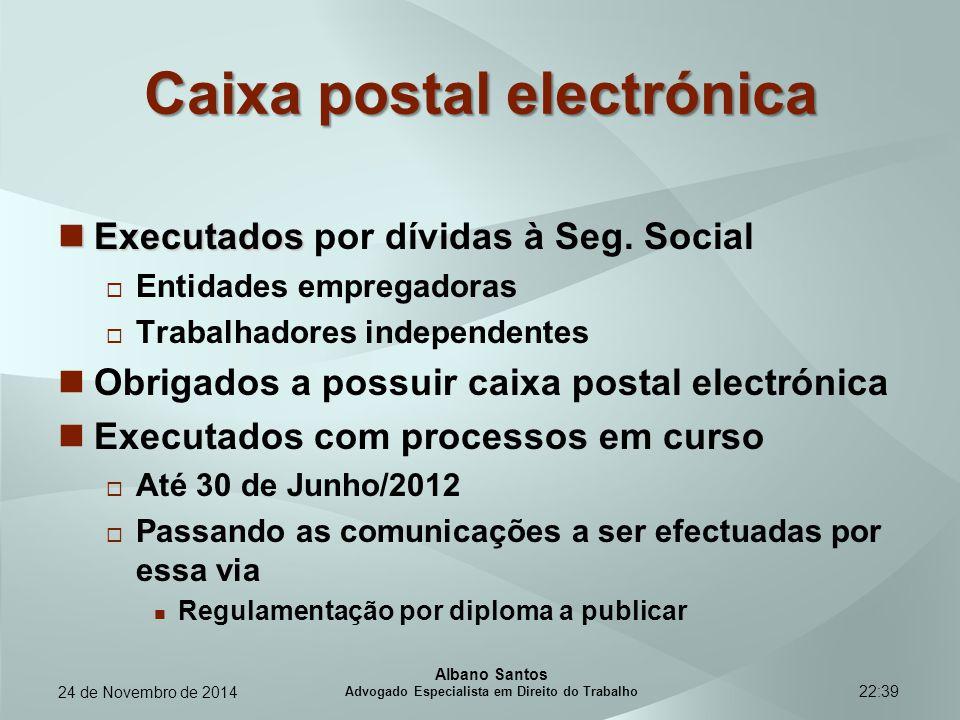 Caixa postal electrónica