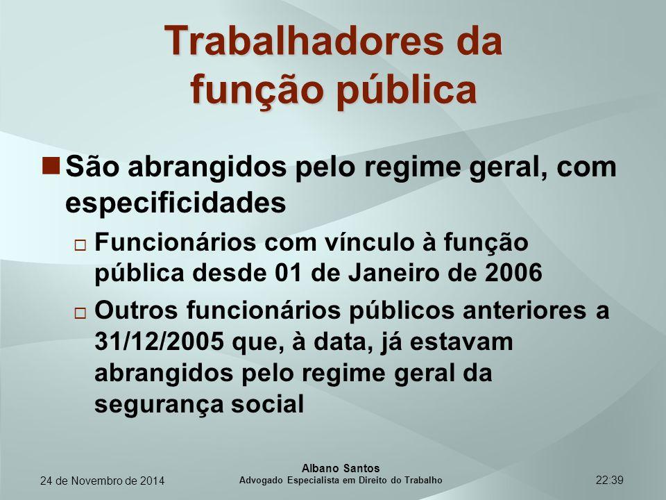 Trabalhadores da função pública