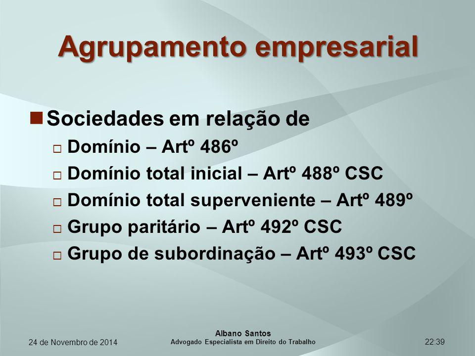 Agrupamento empresarial