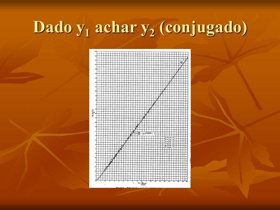 Dado y1 achar y2 (conjugado)