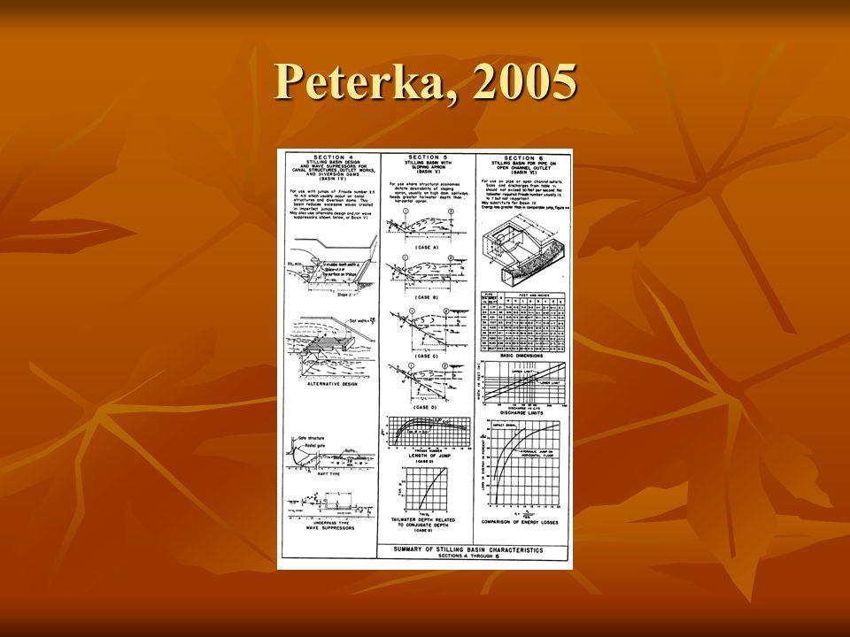 Peterka, 2005