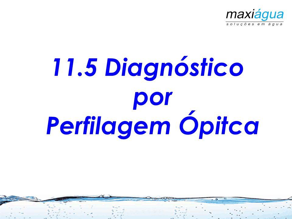 11.5 Diagnóstico por Perfilagem Ópitca