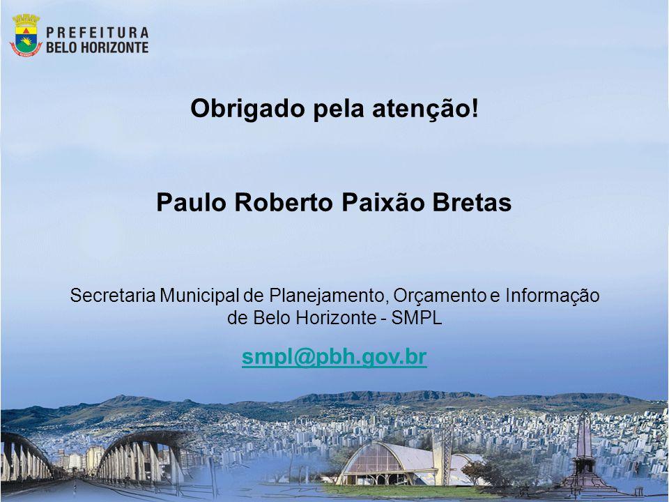 Paulo Roberto Paixão Bretas