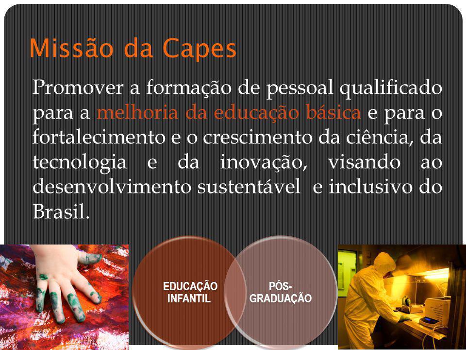 Missão da Capes