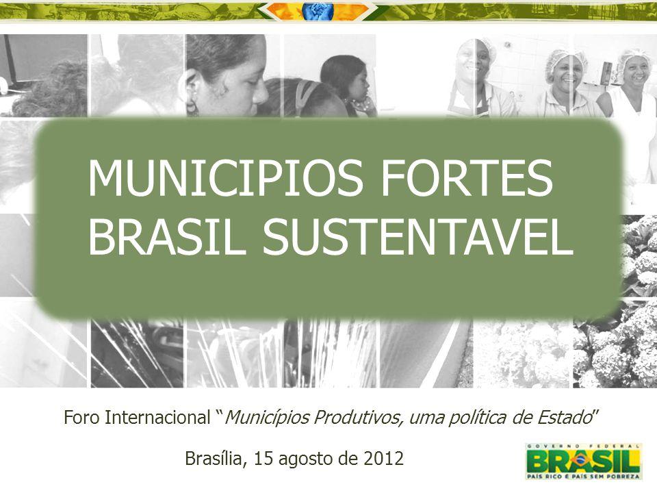 MUNICIPIOS FORTES BRASIL SUSTENTAVEL