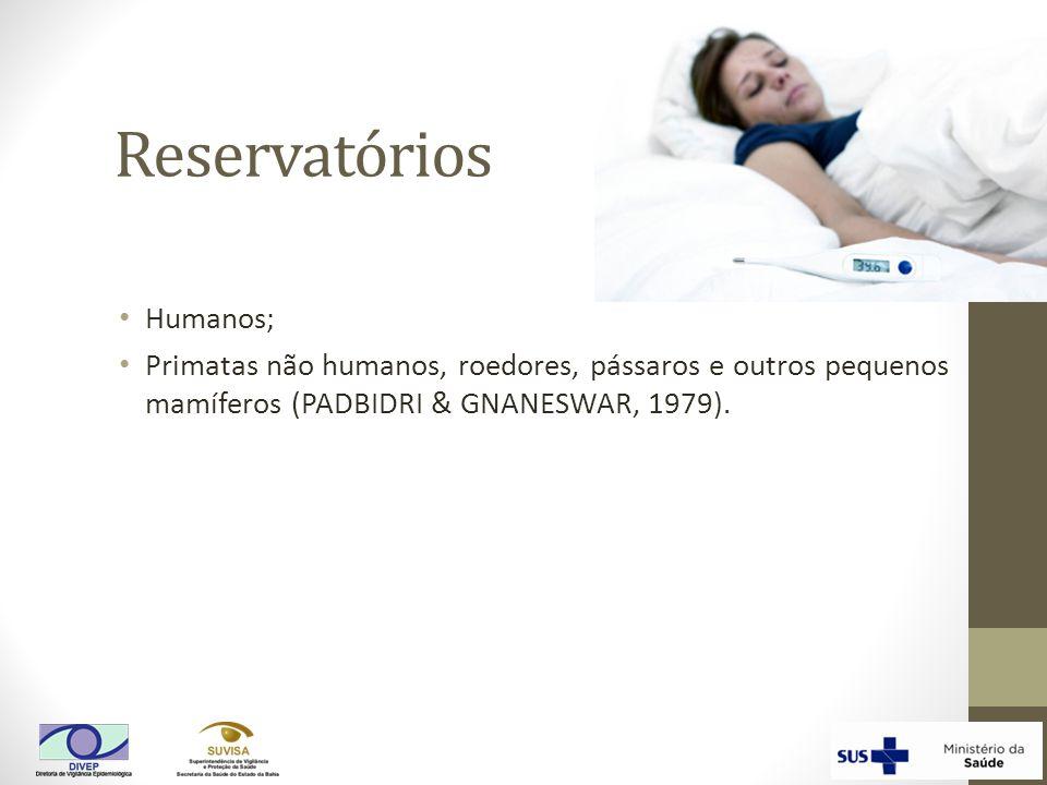Reservatórios Humanos;