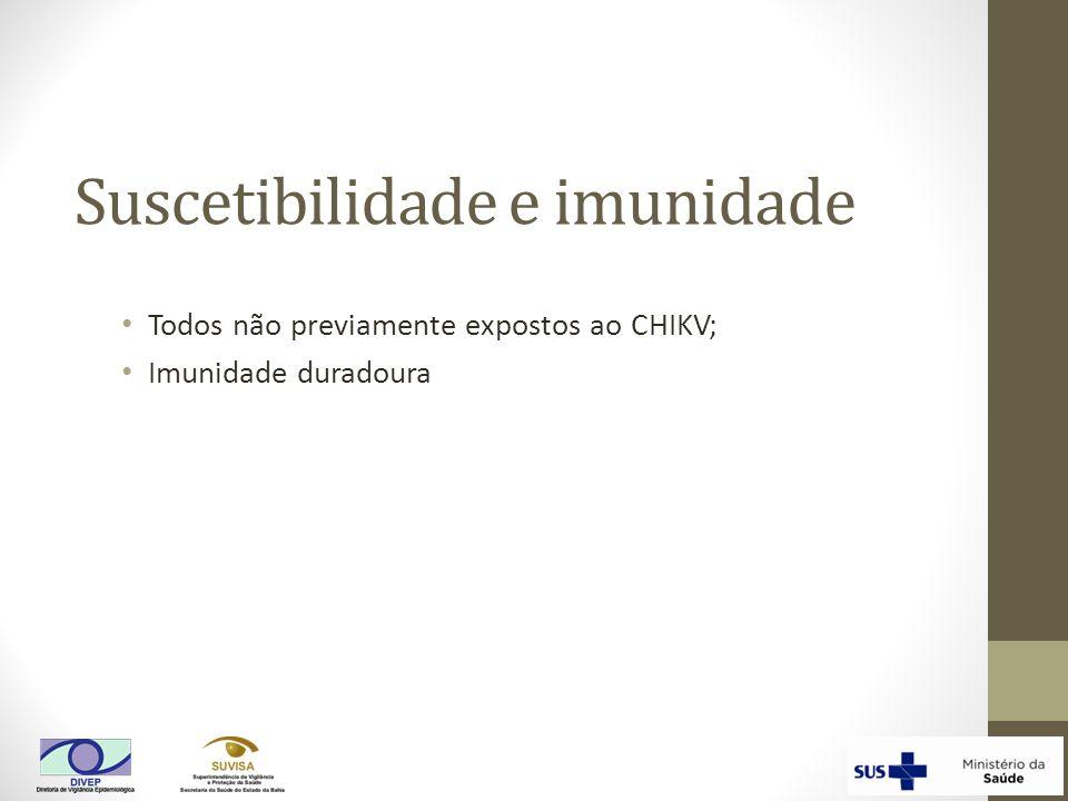 Suscetibilidade e imunidade