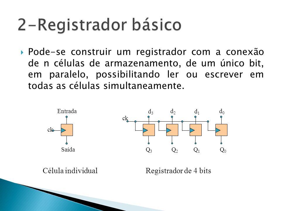 2-Registrador básico