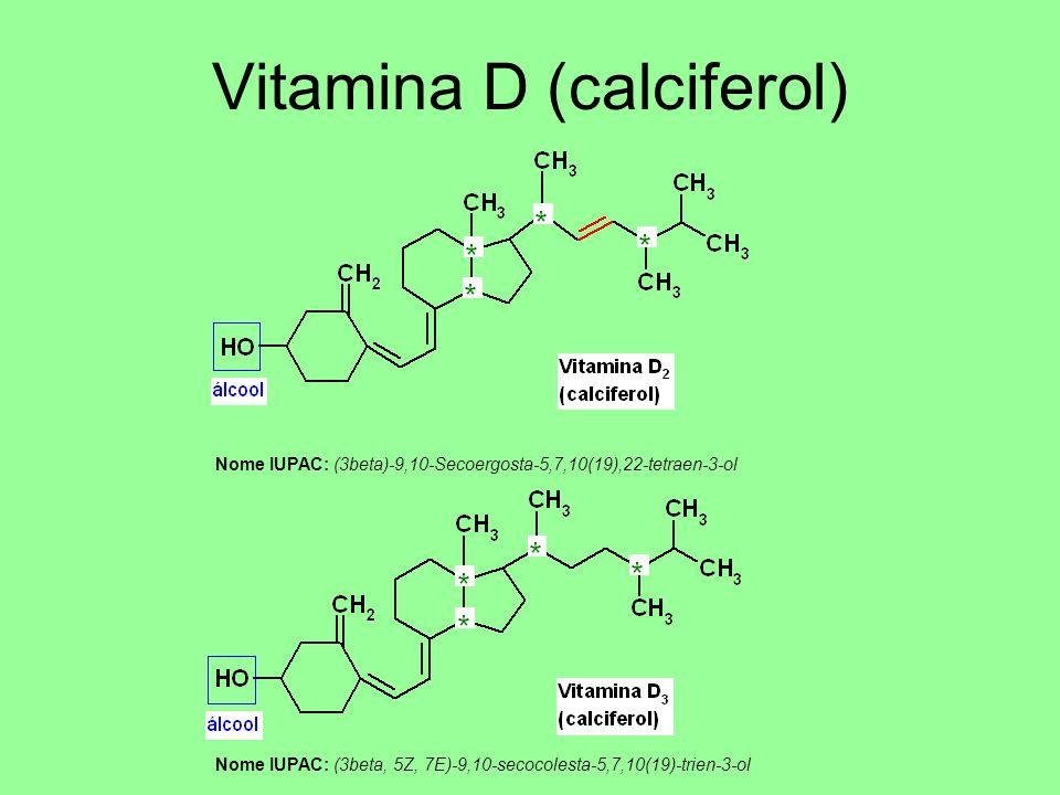 Vitamina D (calciferol)