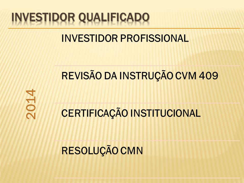 Investidor qualificado